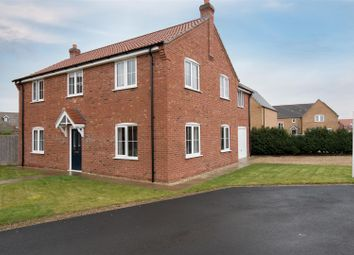 Thumbnail 4 bedroom detached house for sale in Stanhope Way, Boston