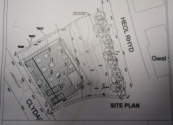 Thumbnail Land for sale in Clydach Road, Craig-Cefn-Parc, Swansea, City And County Of Swansea.