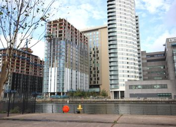 Thumbnail 1 bed flat for sale in Lightbox, Media City UK, Salford, Greater Manchester
