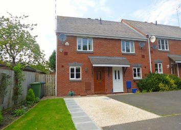 Thumbnail 2 bed end terrace house for sale in Pound Way, Southam