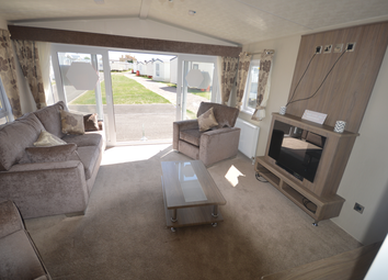 Thumbnail 2 bed lodge for sale in Walton Avenue, Felixstowe