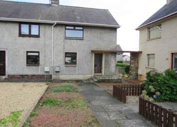 Thumbnail 2 bed end terrace house for sale in Abbeygreen, Kilwinning
