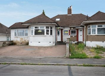Thumbnail 4 bed semi-detached bungalow for sale in Stanford Road, Luton, Bedfordshire