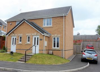 Thumbnail 2 bed semi-detached house for sale in Ffordd Y Dolau, Llanharan