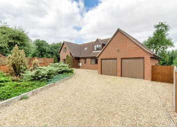 Thumbnail 4 bed detached house for sale in Pound Close, Spaldwick, Huntingdon, Cambridgeshire