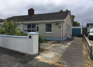 Thumbnail 2 bed semi-detached bungalow for sale in Greenhill Crescent, Haverfordwest