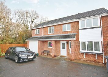 Thumbnail 5 bed detached house for sale in Acanthus Court, Whiteley, Fareham