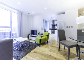 Sovereign Tower, 1 Emily Street, London E16. Studio for sale