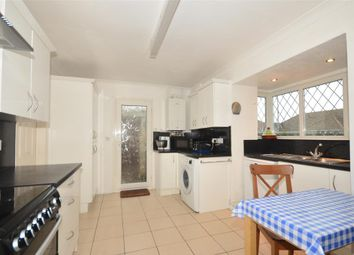 Thumbnail 3 bed semi-detached house for sale in The Warren Drive, Westgate-On-Sea, Kent