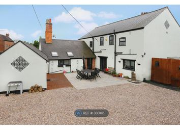 Thumbnail 4 bedroom detached house to rent in Lutterworth Road Walcote, Leicester