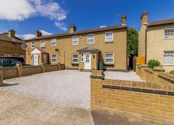 Thumbnail 3 bed semi-detached house for sale in Longmead Road, Hayes, London