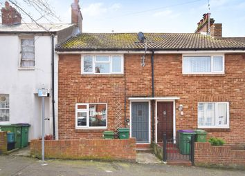 Thumbnail 2 bed terraced house for sale in Dudley Road, Folkestone