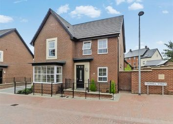 Thumbnail 4 bedroom detached house for sale in Duddell Street, Lawley Village, Telford, Shropshire