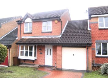 Thumbnail 3 bed detached house for sale in Loxley Drive, Mansfield, Nottinghamshire