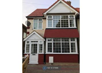 Thumbnail 5 bed semi-detached house to rent in Greencroft Road, Hounslow