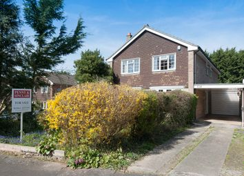 Thumbnail 4 bedroom detached house for sale in Linkside Avenue, Oxford