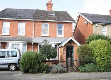 Thumbnail 4 bed semi-detached house for sale in Highfield Road, Maidenhead, Berkshire