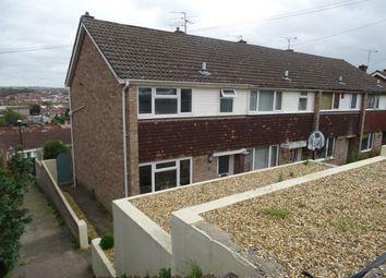 Thumbnail 3 bed property to rent in Queensdown Gardens, Brislington, Bristol