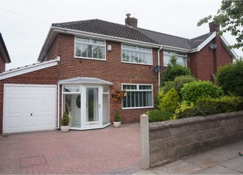 Thumbnail 3 bed semi-detached house for sale in Coronation Road, Lydiate