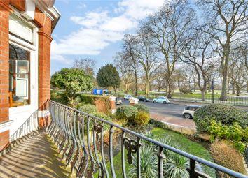 Thumbnail 3 bedroom flat to rent in Albert Mansions, Albert Bridge Road, London