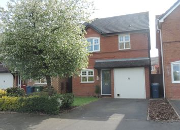 Thumbnail 3 bed detached house to rent in Jupiter Way, Stafford