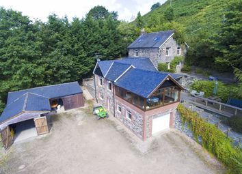 Thumbnail 4 bed detached house for sale in Moelfre, Oswestry