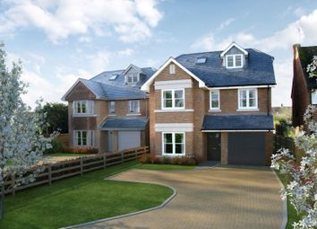 Woodham Park Road, Woodham KT15. 4 bed detached house for sale
