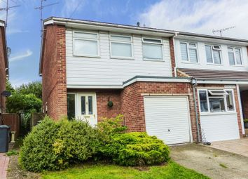 Thumbnail 3 bed end terrace house for sale in Mead Close, Marlow