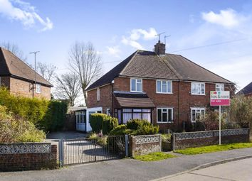 Thumbnail 3 bed semi-detached house for sale in Denham Road, Burgess Hill