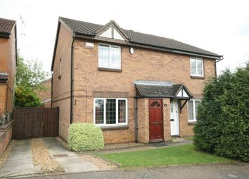 Thumbnail 3 bedroom semi-detached house to rent in Yeoman Meadow, Northampton