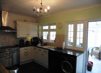 Thumbnail 5 bedroom detached bungalow for sale in Upminster Road North, Rainham, Essex