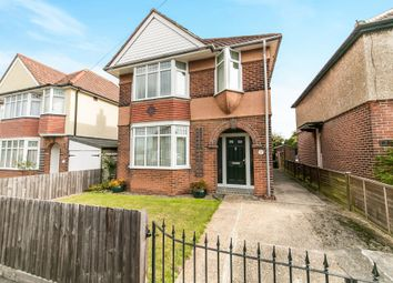 Thumbnail 3 bed detached house for sale in Shaftesbury Avenue, Dovercourt, Harwich