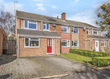 4 bed semi-detached house for sale in Holmes Crescent, Wokingham, Berkshire RG41