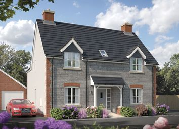 Thumbnail 4 bedroom detached house for sale in St James Mews, Wotton Road, Charfield