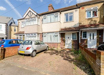 Thumbnail 3 bed terraced house for sale in Matlock Crescent, Cheam, Surrey