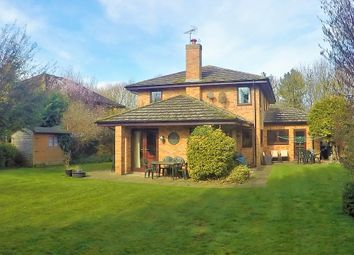 Thumbnail 4 bed detached house for sale in Coulson Close, Milton, Cambridge