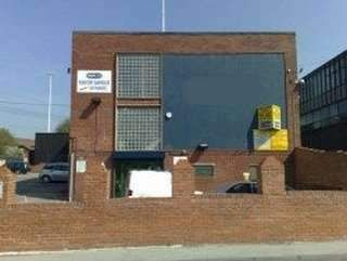 Serviced office to let in Shannon Street, Leeds LS9