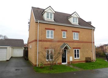 Thumbnail 4 bed semi-detached house for sale in Llys Y Bryn, Broadlands, Bridgend, Mid Glamorgan