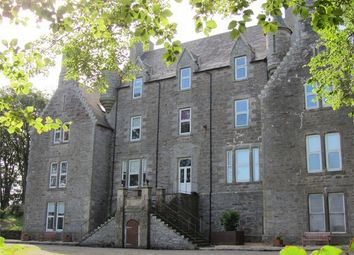 Thumbnail 1 bed flat to rent in Flat 5 Braal Castle, Halkirk, Caithness