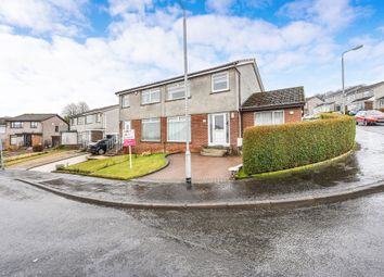 Thumbnail 4 bed semi-detached house for sale in Heather Avenue, Barrhead, Glasgow