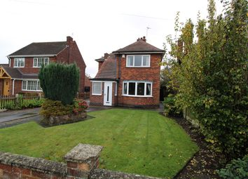 Thumbnail 3 bed detached house for sale in Hawton Road, Newark