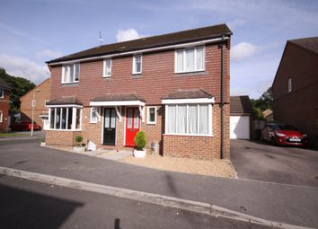 Thumbnail 3 bed semi-detached house to rent in Sorrel Drive, Whiteley