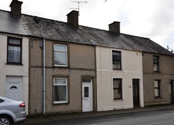 Thumbnail 2 bedroom terraced house for sale in Cambrian Terrace, Porthmadog