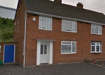 Thumbnail 3 bedroom semi-detached house to rent in Orchard Street, Dudley