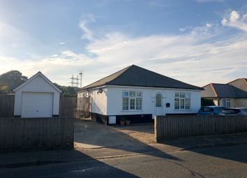 Thumbnail 4 bed detached bungalow for sale in The Strand, Wherstead, Ipswich