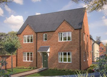 "Thumbnail 3 bed semi-detached house for sale in ""The Shenington"" at Oxford Road, Bodicote, Banbury"