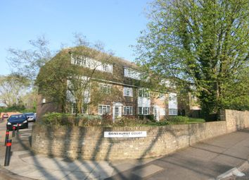 Thumbnail 2 bed flat to rent in Danehurst Court, Alexandra Road, Surrey