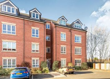 Thumbnail 2 bed flat for sale in Ansell Court, Ansell Way, Warwick, Warwickshire