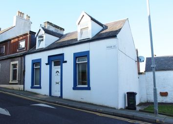 Thumbnail 2 bed end terrace house for sale in 8 High Street, Stranraer