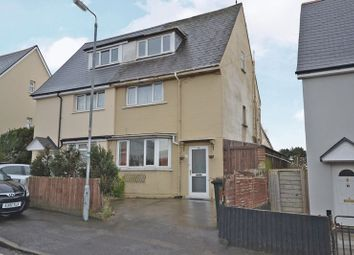 Thumbnail 4 bedroom semi-detached house for sale in Large Extended Family House, Libeneth Road, Newport